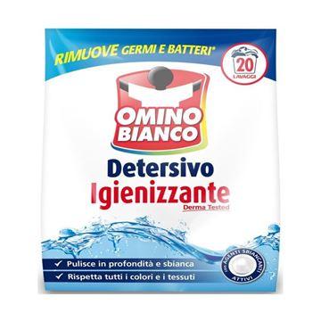 Picture of OMINO BIANCO LAVATRICE 20 MISURINI IGIENIZZANTE