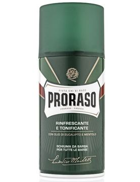 Picture of PRORASO SCHIUMA DA BARBA EUCALIPTO 300 ML VERDE