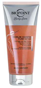 Picture of BIOPOINT SCRUB CORPO PURE DETOX TUBO 200 ML