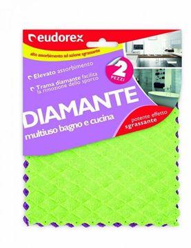 Immagine di EUDOREX PANNO CUCINA/BAGNO DIAMANTE A.131