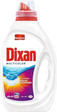 Picture of DIXAN LIQUID LAUNDRY COLOUR 18+2 W.