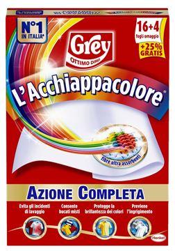 L'Acchiappacolore Grey 16+4 foglietti