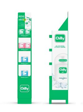 Immagine di CHILLY SALVIETTE INTIME X 12 EXPO 72 MISTO