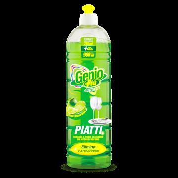 Genio Più Piatti Lemon Mint da 900 ml