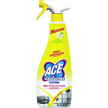 Picture of ACE DEGREASER ALL IN ONE SPRAY 500 ML