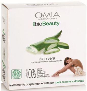 Picture of OMIA SET CORPO ALOE BAGNO+CR.CORPO TUB