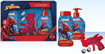 Picture of DISNEY SPIDERMAN DOCCIA+SAP LIQ +PISTOLA 2228