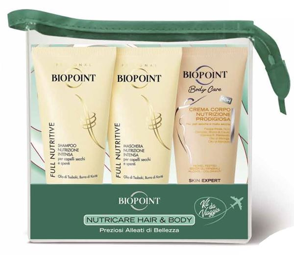 Picture of BIOPOINT SET HAIR&BODY SH 75+MASCH75+BL75 5820