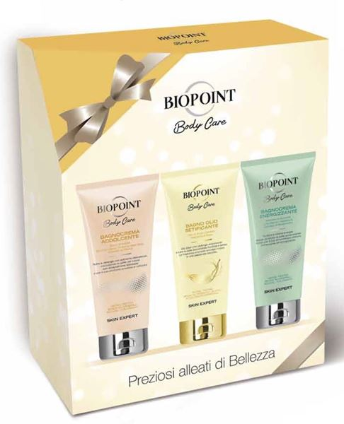 Picture of BIOPOINT SET 3 BAGNO TUBO ML.200 3320