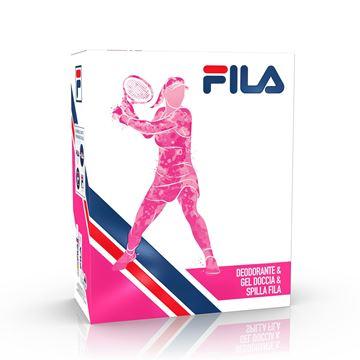 Immagine di FILA CONFEZIONE DONNA DEOD 150 SPR+ DOCCIA + SPILLA