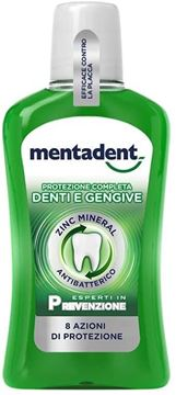 Picture of MENTADENT MOUTHWASH 300 ML