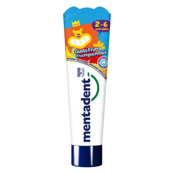 Picture of MENTADENT KIDS TEETH GROWTH TOOTHPASTE 50 ML