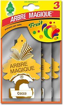Picture of ARBRE MAGIQUE DEOD.AUTO X 3 CLASSICA-FRUIT EXPO 144