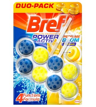 Picture of BREF WC POWER ACTIV lemon 4 IN 1 X 2 PCS