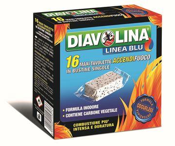 Picture of DIAVOLINA TAVOLET.X 16 DOPPIAF.SINGOLA