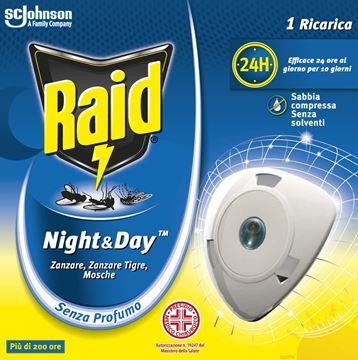 Picture of RAID RICARIC.NIGHT&DAY X ZANZARE A.666792