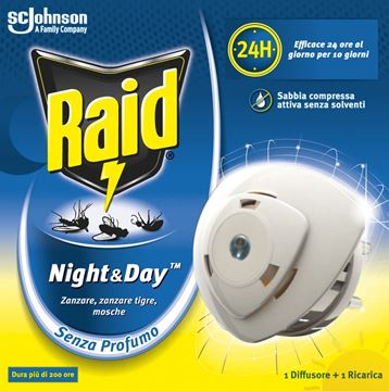 Picture of RAID FORNEL.NIGHT&DAY+RICARICA  A.682759