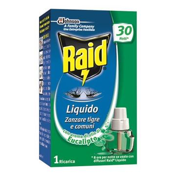 Picture of RAID RICAR.LIQUIDA 30 NOTTI EUCALIPTO A.681089