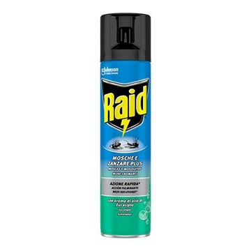 Immagine di RAID MOSCHE ZANZ.SPRAY EUACAL.400 A.680777