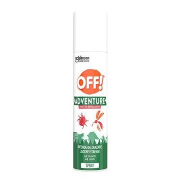 Immagine di OFF ZANZARE SPRAY DVENTURE ML.100SOFT ML.100-606557
