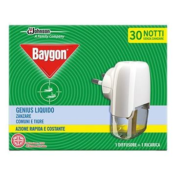Picture of BAYGON GENIUS FORNEL+RICAR.30 NOT.667501