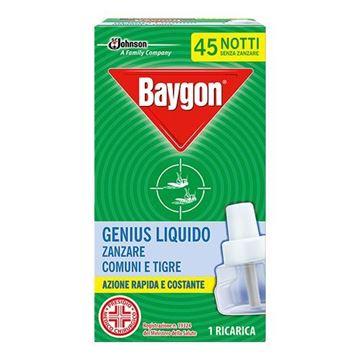 Picture of BAYGON GENIUS RICARICA LIQUIDA 45 NOTTI