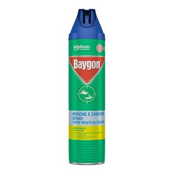 Picture of BAYGON BLU MOSCHE ZANZARE ML.400 -665660