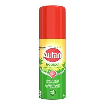 Picture of AUTAN TROPICAL SPRAY MINI ML 50