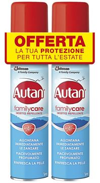 Immagine di AUTAN FAMILY CARE SPRAY X 2 ML.100 OFF