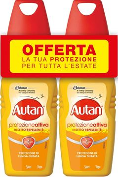 Immagine di AUTAN ACTIVE VAPOS X 2 ML 100 OFF 689338