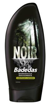Picture of BADEDAS SHOWER GEL & SHAMPOO NOIR 250 ML