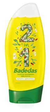 Picture of BADEDAS SHOWE GEL & SHAMPOO YELLOW 250 ML