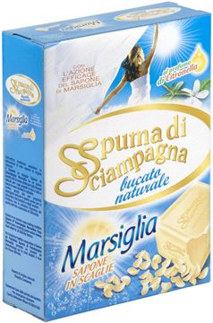 Picture of SPUMA DI SCIAMPAGNA SAPONE DI MARSIGLIA IN SCAGLIE G 500