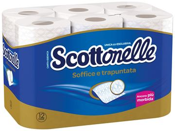 Picture of SCOTTONELLE CARTA IGIENICA X 12 ROTOLI