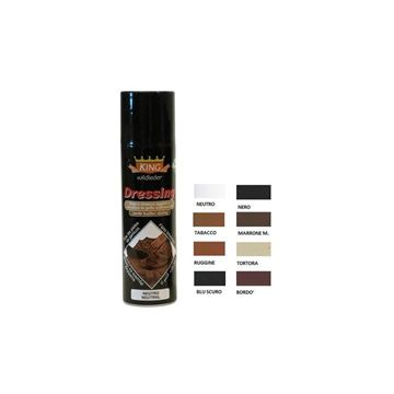 Immagine di KING CAMOSCINA SPRAY ML.200 MARRON