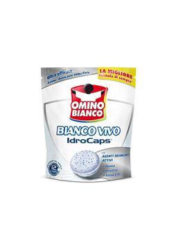 Picture of OMINO BIANCO 100 IDROCAPS WHITE X 12