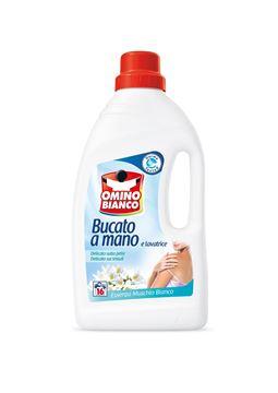 Picture of OMINO BIANCO DETERSIVO MUSCHIO BIANCO A MANO & LAVATRICE L 1