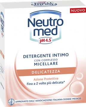 Picture of NEUTROMED DETERG.INTIMO ML.200 DELICATEZZA