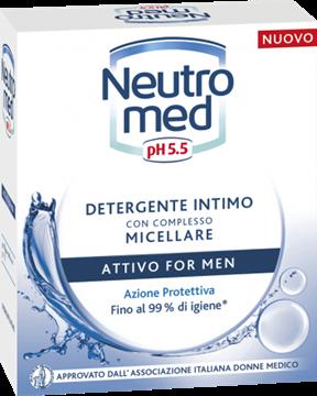 Picture of NEUTROMED DETERG.INTIMO ML.200 FOR MEN