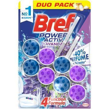 Picture of BREF WC POWER ACTIV 4 IN 1 LAVENDER
