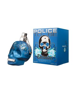 Picture of POLICE TO BE TATTOOART U.EDT 40 SPR