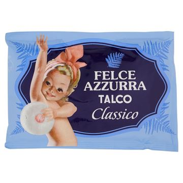 Picture of FELCE AZZURRA TALCUM POWDER BAG 100 G