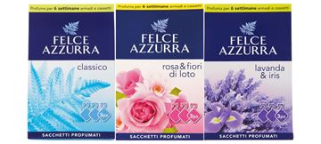 Picture of FELCE AZZURRA ASSORTED SCENTED SACHETS X 3