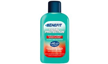Picture of BENEFIT MOUTHWASH GREEN TOTAL PROCTECTION ML 500
