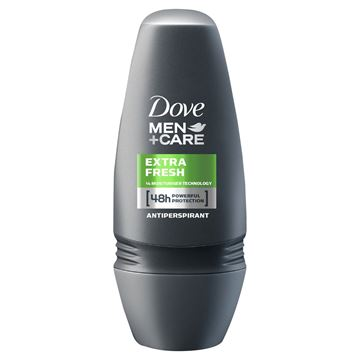 Picture of DOVE MEN EXTRA FRESH ROLL ON DEOD. 50 ML
