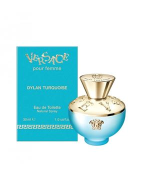 Immagine di VERSACE DYLAN TURQUOISE EDT 30 SPR DONNA