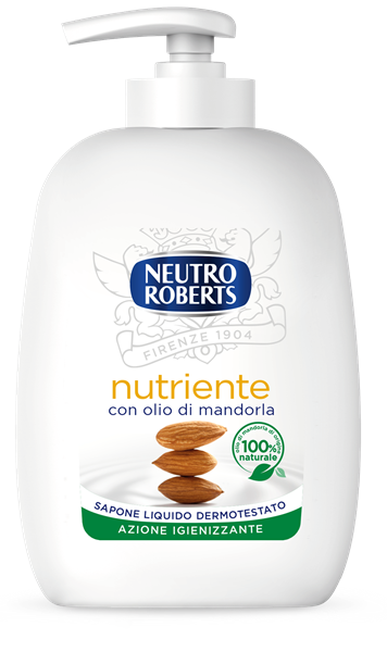 Picture of ROBERTS SAPONE DOS NUTRIENTE ML. 200