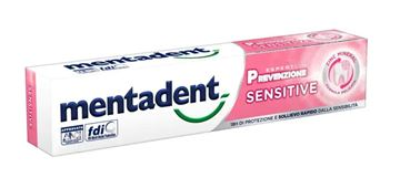 Picture of MENTADENT SENSITIVE TOOTHPASTE 75 ML