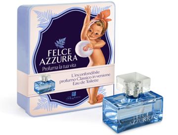 Picture of FELCE AZZURRA EAU DE TOILETTE ML 50 METAL GIFT BOX