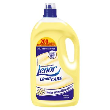 Picture of LENOR FABRIC SOFTENER YELLOW 200 WASHES CATERING